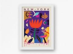 Stampa su cartaMERCATO DEI FIORI - NEW YORK - V.E.C. RETAIL & MEDIA