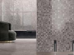 Pavimento/rivestimento in gres porcellanato effetto marmoNEWLUXE GREY - CERAMICHE MARCA CORONA