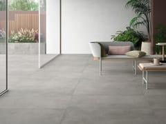 Pavimento/rivestimento in gres porcellanato effetto cemento per interni ed esterniNEXT BRICK - ARIOSTEA