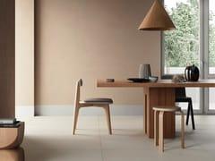 Pavimento/rivestimento in gres porcellanato effetto cemento per interni ed esterniNEXT CHALK - ARIOSTEA