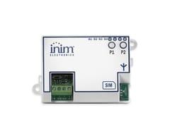 Modulo GSM 2G e 3G integrato su I-BUS con terminali a vistaNexus/3GU - INIM ELECTRONICS UNIPERSONALE
