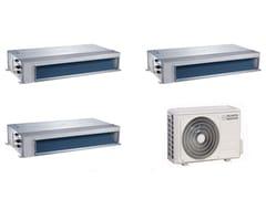 Climatizzatore multi-split a parete canalizzabileNEXYA S4 E Duct Inverter Multi - OLIMPIA SPLENDID GROUP