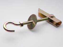 Ancoretta a basculaNF33   Sistema di ancoraggio a soffitto - AKIFIX