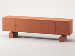 Madia in legno laccato opacoNILDE | Madia - BABATO 1934