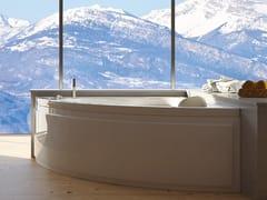 Vasca da bagno angolare idromassaggio in acrilicoNIAGARA - RELAX DESIGN