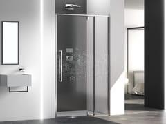 Box doccia a nicchia rettangolare in vetroZEN | Box doccia a nicchia - MEGIUS