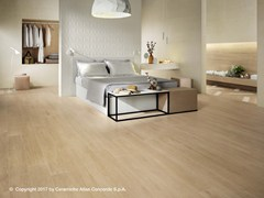 Pavimento in gres porcellanato effetto legno NID FLOOR | Pavimento - Nid