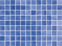 Mosaico antiscivolo in vetro per interni ed esterniNIEVE AZUL CIELO 25254 SEDA ANTISLIP - ONIX CERÁMICA