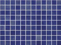 Mosaico antiscivolo in vetro per interni ed esterniNIEVE AZUL MARINO 25250 SEDA ANTISLIP - ONIX CERÁMICA