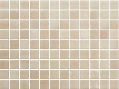 Mosaico antiscivolo in vetro per interni ed esterniNIEVE BEIGE 25461 SEDA ANTISLIP - ONIX CERÁMICA