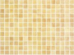 Mosaico in vetro per interni ed esterniNIEVE OCRE 25464 - ONIX CERÁMICA