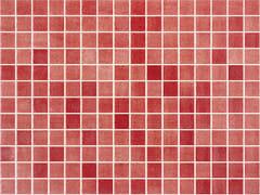 Mosaico in vetro per interni ed esterniNIEVE ROJO 25554 - ONIX CERÁMICA