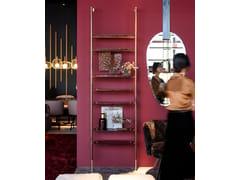Libreria a parete in legno e vetroNIMA | Libreria a parete - EUROSTILE