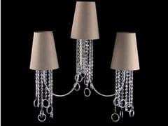 Lampada da parete a LED con cristalliNINA | Lampada da parete - AIARDINI ILLUMINAZIONE