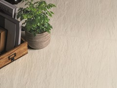 Pavimento/rivestimento in gres porcellanato NO-CODE LAVAGNA AVORIO - No-Code