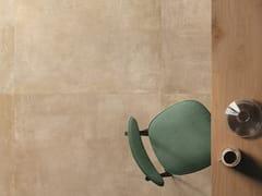 CERAMICHE KEOPE, NOORD GOLD Pavimento/rivestimento in gres porcellanato effetto cemento