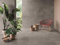 CERAMICHE KEOPE, NOORD GREY Pavimento/rivestimento in gres porcellanato effetto cemento