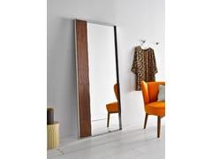 Specchio da terra rettangolare in stile moderno con corniceNORDIC   Specchio - ALTINOX MINIMAL DESIGN