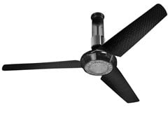 Ventilatore da soffittoNORDIK AIR DESIGN 140-17 TRASPARENTE - VORTICE ELETTROSOCIALI