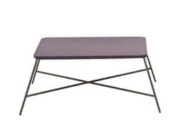 Tavolino rettangolare in MDF da salottoNORMAN | Tavolino - TONIN CASA