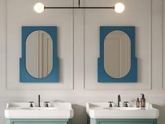 Specchio rettangolare con cornice da pareteNOSTALGIA | Specchio rettangolare - EX.T