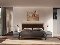 Camera da letto in legnoNOTTE. / 15 - FEBAL CASA