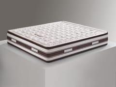 Materasso in schiuma di poliuretano eco-compatibileNOTTURNO SOYA & ALOE - SOMNIUM