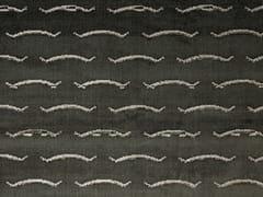 Tessuto da tappezzeria jacquard in vellutoNOUVELLES VAGUES - DEDAR