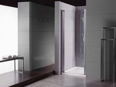 KRION, NOVA 2 Box doccia in vetro