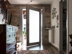 Porta vetrata a bilicoNOVA   Porta d'ingresso vetrata - OIKOS VENEZIA