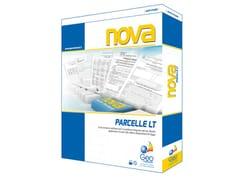 GEO NETWORK, NOVA PARCELLE LT Parcella professionale e tariffa