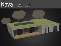 Casa prefabbricataNOVA - POPUP HOUSE