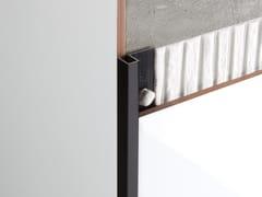 Bordo in alluminio per pavimenti per rivestimentiNOVOLISTEL 3 ALUMINIUM - EMAC ITALIA