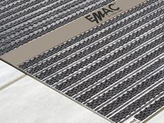 EMAC Italia, NOVOMAT® CUSTOMIZED NAMEPLATE Zerbino tecnico personalizzabile