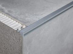 Profilo paragradino in alluminio con LEDNOVOPELDAÑO ECLIPSE® - EMAC ITALIA