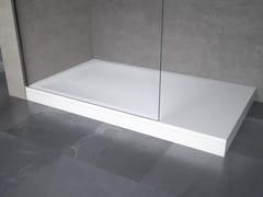 Piatto doccia antiscivolo rettangolareNOVOSOLID | Piatto doccia rettangolare - NOVELLINI