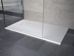 Piatto doccia antiscivolo rettangolare NOVOSOLID | Piatto doccia - Novosolid