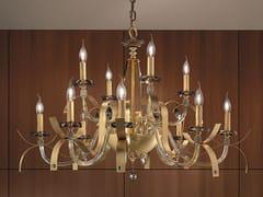 Lampadario con cristalli Swarovski® NUAGE L8+4 - Nuage
