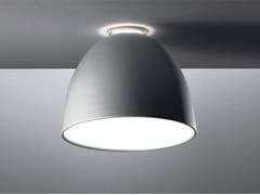 Lampada da soffitto a luce diretta e indiretta NUR MINI | Lampada da soffitto - Nur