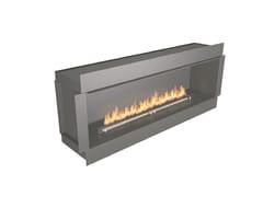 Caminetto incassato a bioetanoloNZ72F Single-Sided Firebox - NETZERO FIRE DIVISION