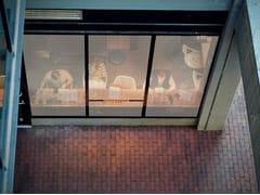 Tessuto autoadesivo trasparente per la copertura di finestreOAK - ACTE DECO