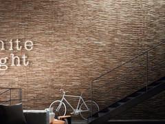 Bruno Parquet, OAK CLEAVED Rivestimento tridimensionale in legno di recupero