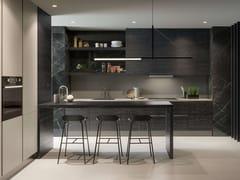 Cucina su misura in rovereCUSTOM KITCHENS   Cucina in rovere - GAROFOLI