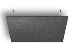 Pannello acustico a parete in lana di pecoraWHISPERWOOL OBLONG | Pannello acustico a parete in lana - TANTE LOTTE DESIGN