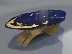 Tavolo in acciaio inox e vetroOCEANO - TECNOTELAI