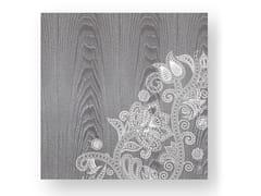 Quadro in legno stuccato ODALISQUE COLD - DOLCEVITA MARRAKECH