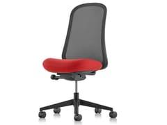 Sedia ufficio ergonomica girevole con ruoteLINO   Sedia ufficio - HERMAN MILLER