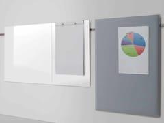 Lavagna per ufficio magnetica a pareteMEETING | Lavagna per ufficio - CAIMI BREVETTI