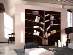 Libreria modulare in metalloOGGETTI DELLA FORESTA | Libreria - BOFFETTO