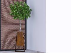 Vaso in metalloOGGETTI DELLA FORESTA | Vaso - BOFFETTO